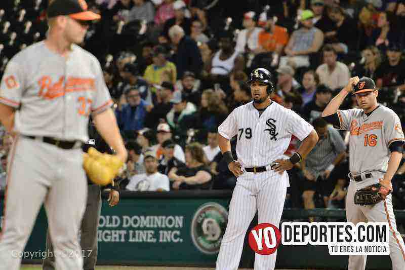Jose Abreu-Trey Mancini-White Sox-Orioles-Baltimore