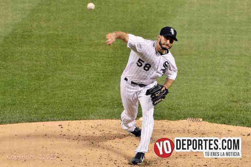 Miguel Gonzalez-Chicago-White Sox-Orioles