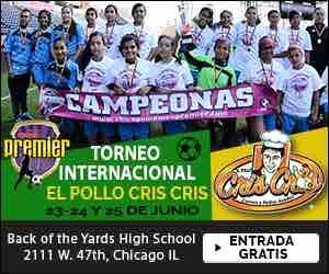 Torneo Internacional Premier Pollo Cris Cris en Back of the Yards