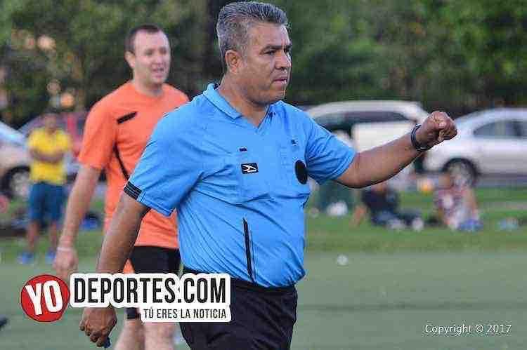 Arbitro-Suchitepequez-Deportivo Libertad-Liga Douglas