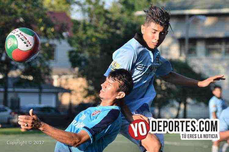 Chicago-Fierro FC-Real Cuauhtemoc-Liga San Francisco