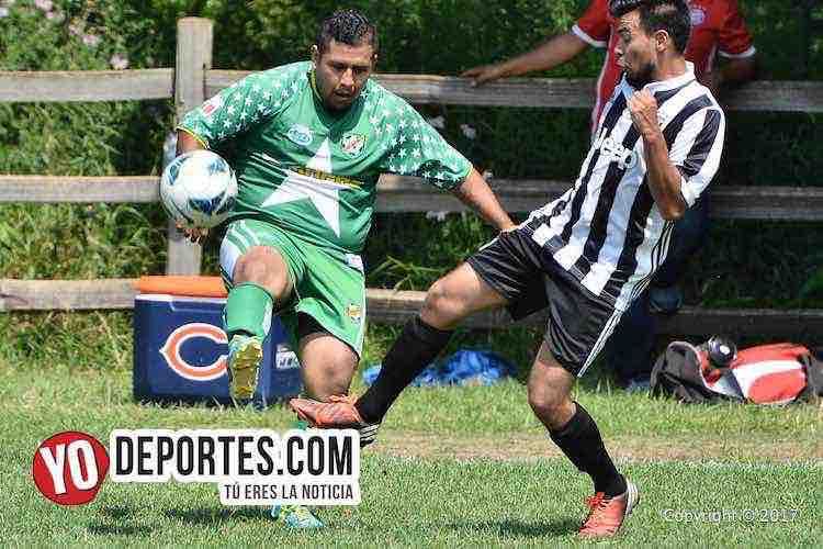 Deportivo Guanajuato-La Familia-5 de Mayo-Soccer-League