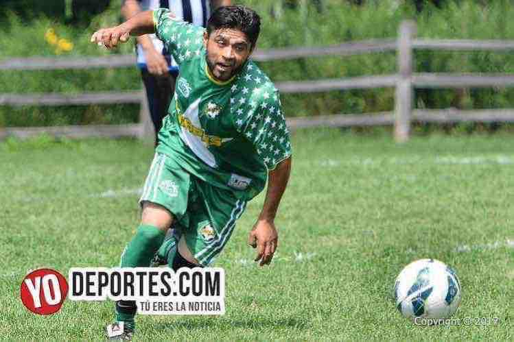 Deportivo Guanajuato-La Familia-Liga 5 de Mayo Soccer League