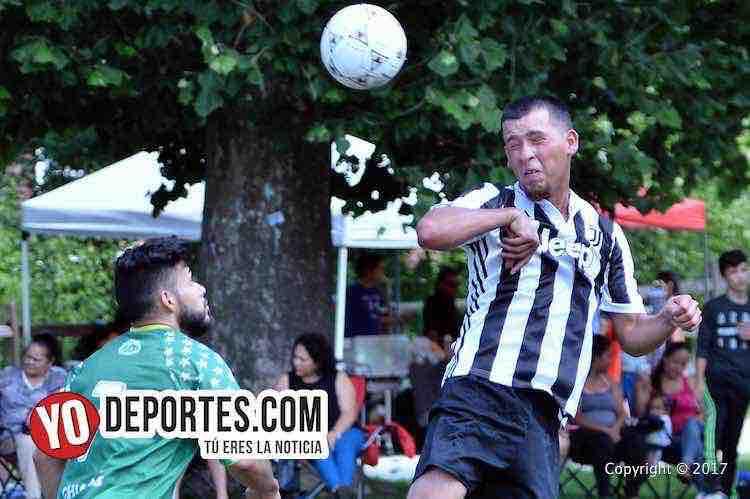 Deportivo Guanajuato-La Familia-Liga 5 de Mayo-futbol
