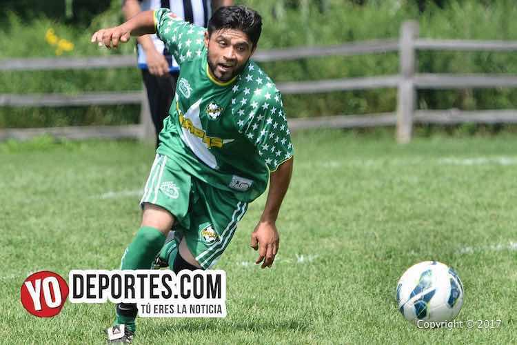 Deportivo Guanajuato-La Familia-Liga 5 de Mayo-soccer-league