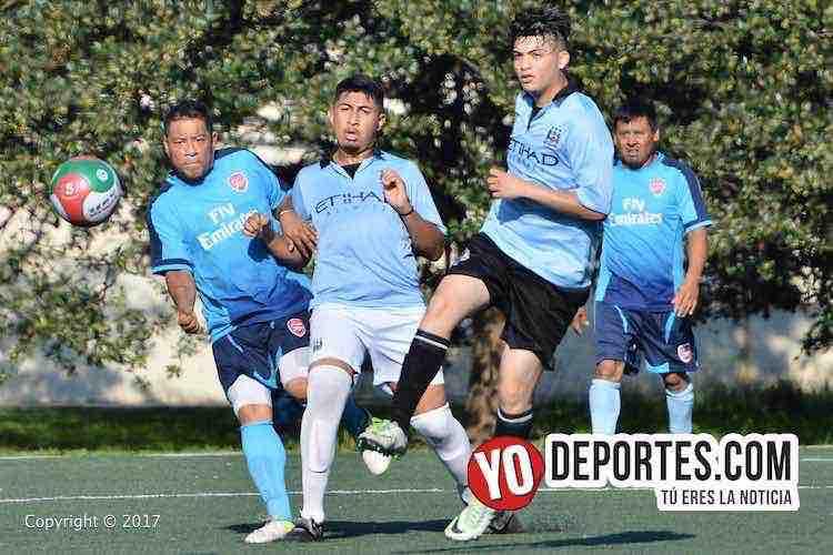 Fierro FC-Real Cuauhtemoc-Liga San Francisco-soccer-chicago