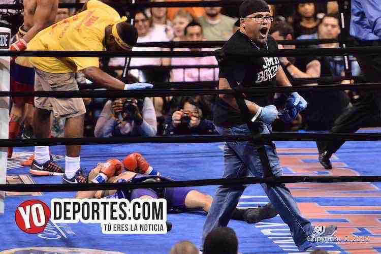 Miguel-Macho-Hernanandez-Josh Hernandez-Gavino Guaman-Warriors Boxing