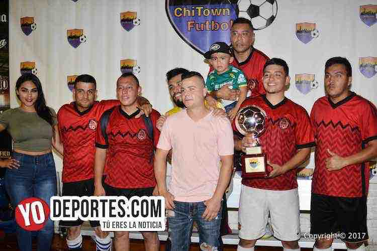 Acámbaro campeón de los penales en Chitown Futbol
