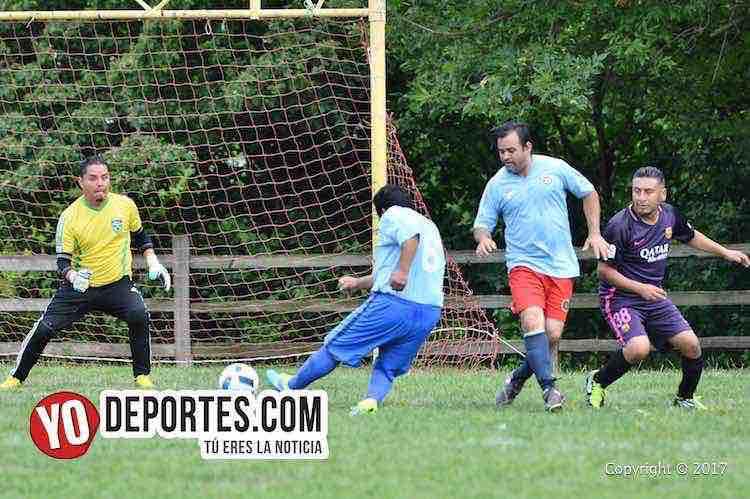Artilleros-Toros Neza-5 de Mayo Soccer League