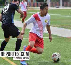 Cesar Villaluz refuerza al San San que pierde con el Nacional en CLASA