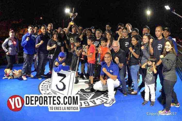 Harrison-Park Boxing-Show