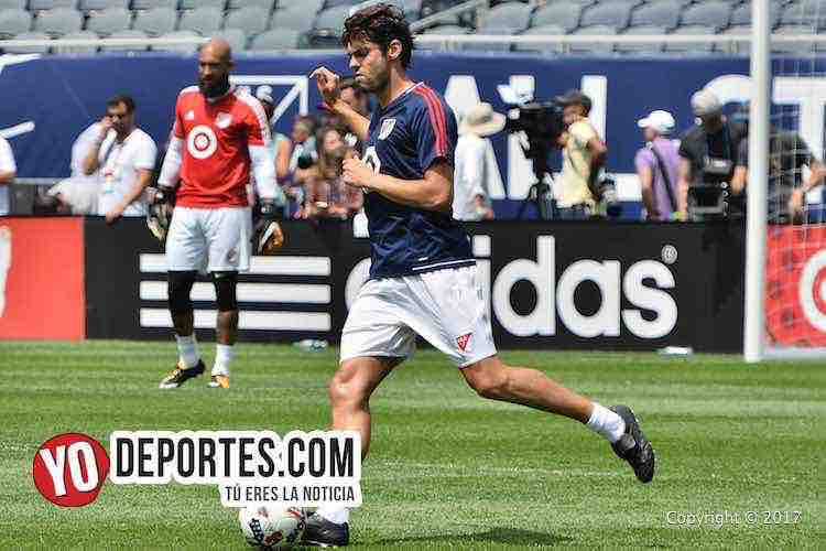 Kaka-MLS Allstar-Real Madrid-Soldier Field