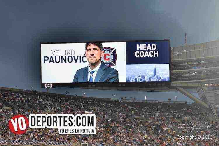 Veljko Paunovic-Real Madrid-MLS Allstars-Soldier Field