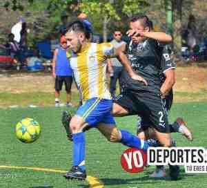 Heróica remontada del Deportivo Oro y va la final en Liga Douglas