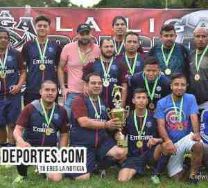 La Piedad campeones de Copa en la Liga Douglas