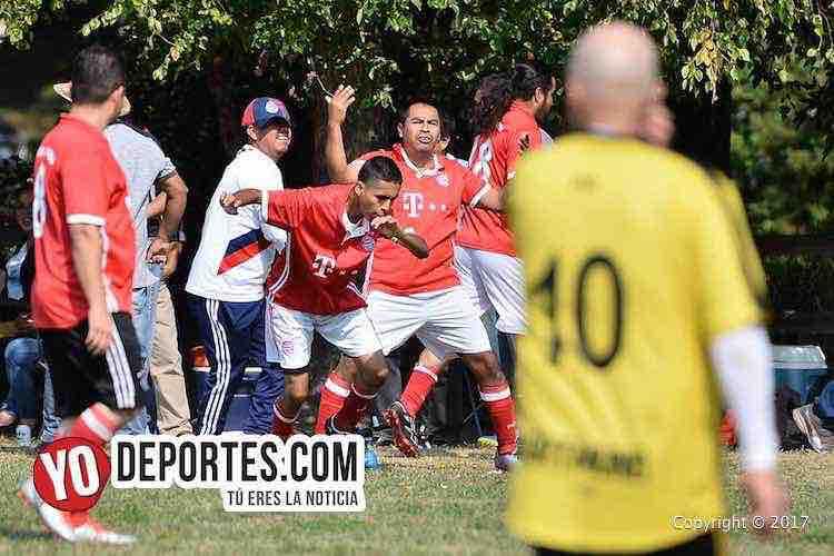 Morelos-Deportivo Maya-Liga 5 de Mayo Soccer League-playoffs