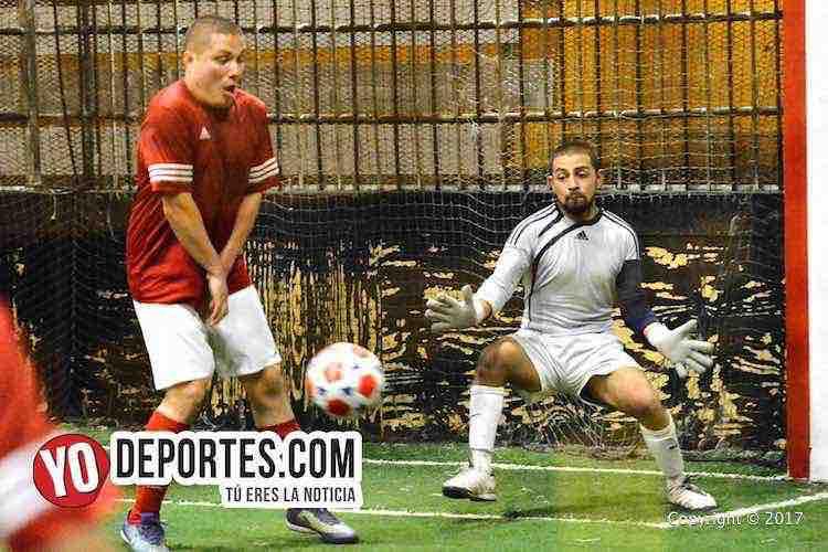 Niupi FC-Gladiadores-Chitown Futbol-soccer