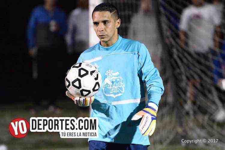 Portero-Ramon Alberto Fernandez Chaparro-Atlas-La Revolucion-Midway Soccer League