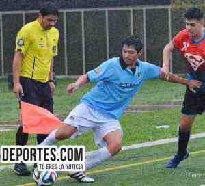 Superman choca con Fierro FC y pierde final en penales de la Liga San Francisco