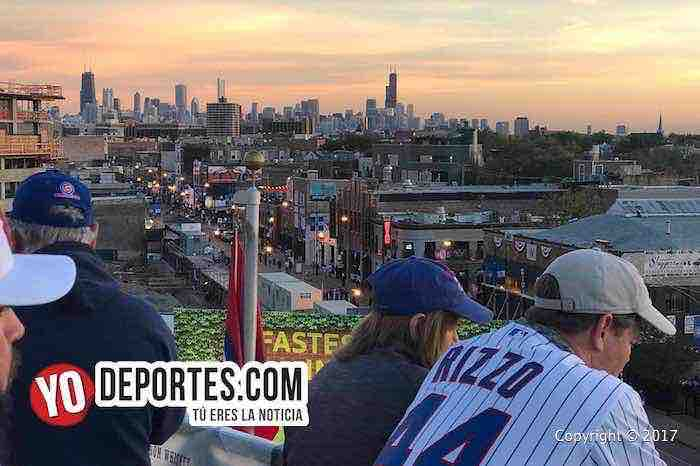 Chicago Cubs-Dodgers-NLCS