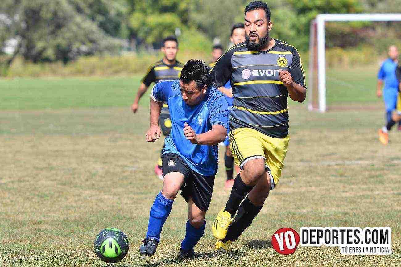 Deportivo Latino-Artilleros Brasil-Liga 5 de Mayo-futbol-chicago