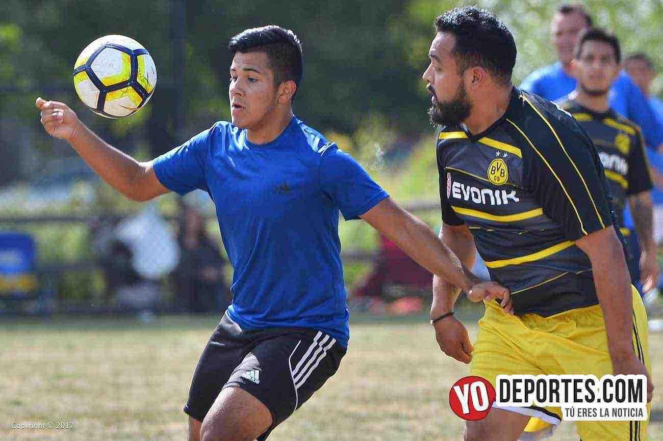 Deportivo Latino-Artilleros Brasil-Liga 5 de Mayo-futbol