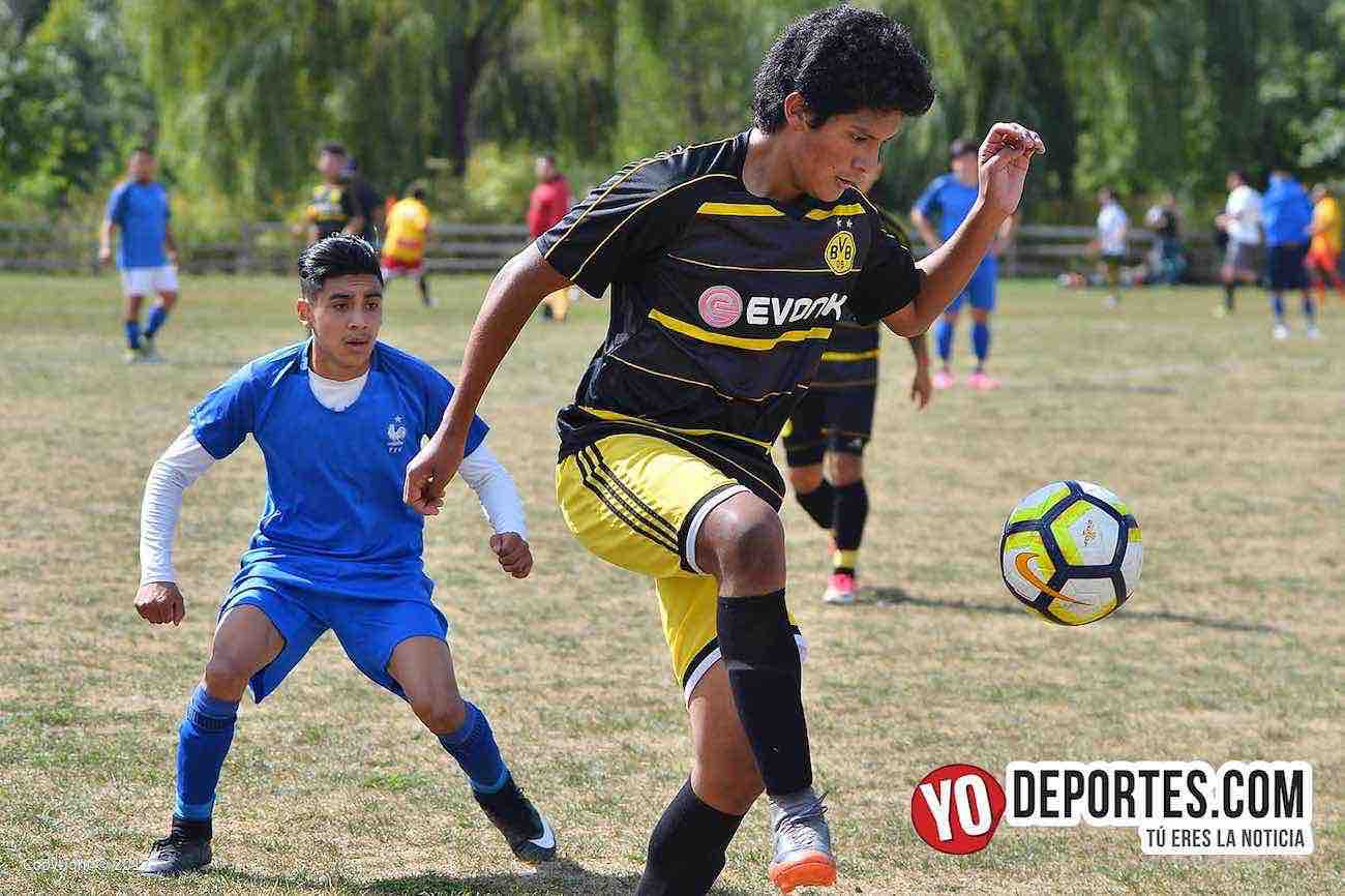 Deportivo Latino-Artilleros Brasil-Liga 5 de Mayo