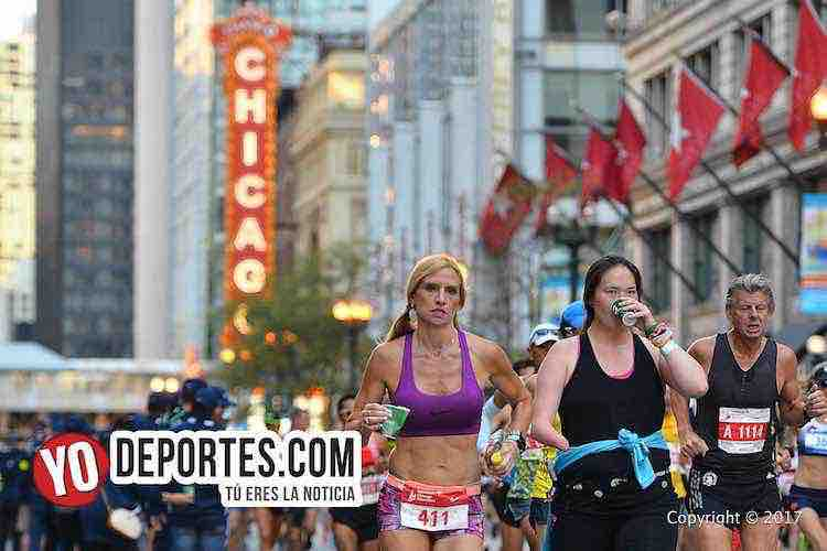 Heather Schulz-Chicago Maraton 2017