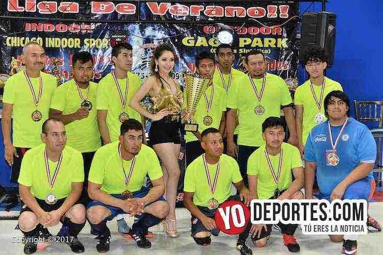 Los Galacticos-Liga Latinoamericana