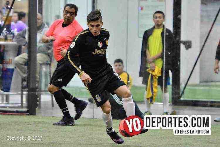 Los Verdes-Galacticos-Liga Latinoamericana-chicago soccer