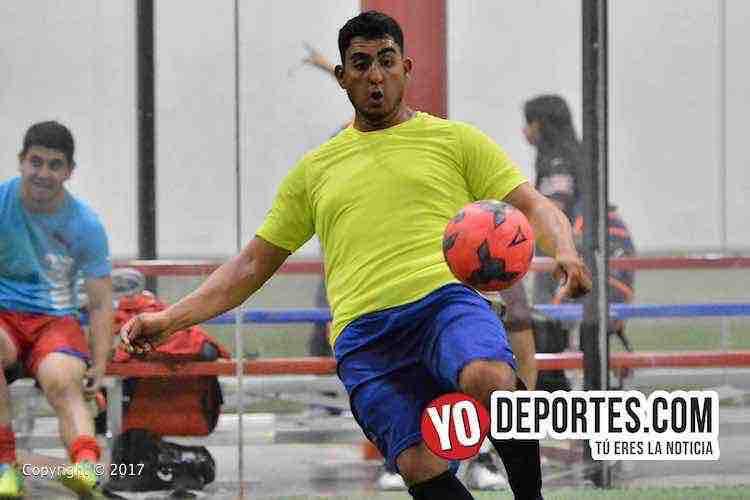 Los Verdes-Galacticos-Liga Latinoamericana-finales