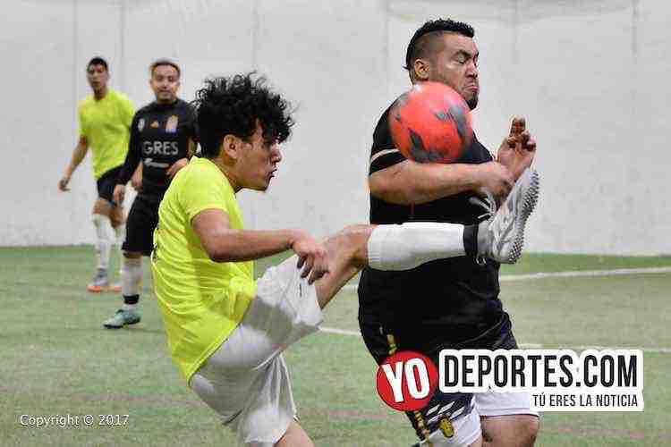 Los Verdes-Galacticos-Liga Latinoamericana-jueves