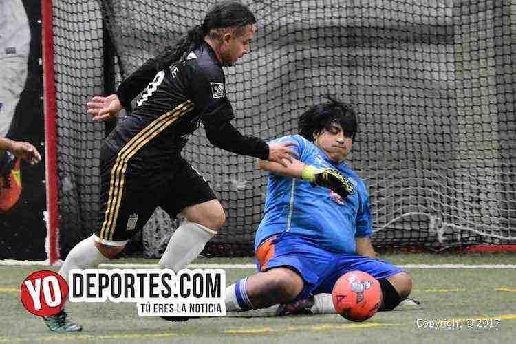 Los Verdes-Galacticos-Liga Latinoamericana-portero