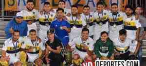 San Lázaro derrota al Cruzeiro y es campeón de la Liga Latinoamericana
