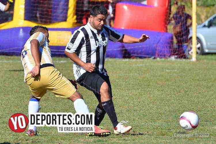 San Luis-La Familia-Liga 5 de Mayo Soccer League-futbol