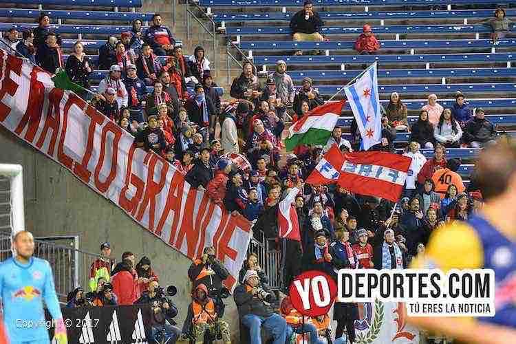 Sector Latino porra-Chicago Fire-New York Red Bulls-MLS Cup Playoffs