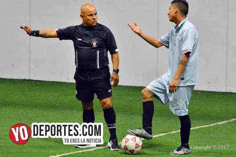 Arbitro Diego Rivera-TMT-Dynamic FC-Mundi Soccer League