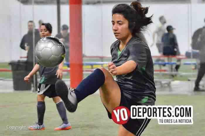 Deportivo DF-Real Betis-5 de Mayo Soccer League-final de mujeres
