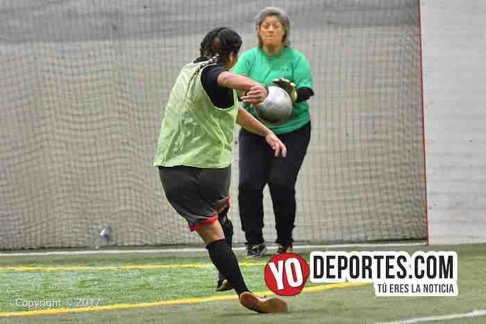 Deportivo DF-Real Betis-5 de Mayo Soccer League-portera