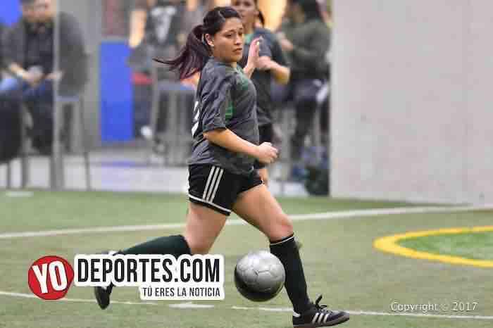 Deportivo DF-Real Betis-5 de Mayo Soccer League-soccer femenil