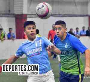 Juvenil Chicago derrota al Depth FC en la 5 de Mayo Soccer League