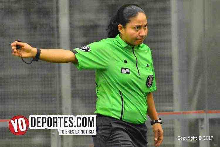 Los Nopales-Vagos-Liga Douglas-Arbitro Rosalba Luna