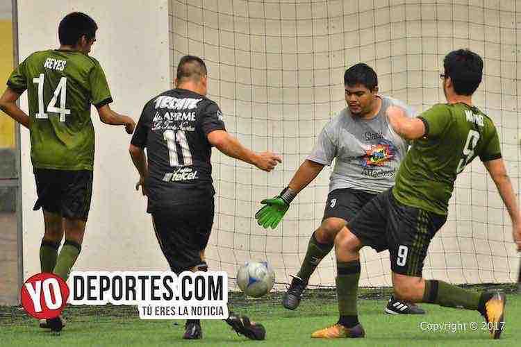 Los Nopales-Vagos-Liga Douglas-portero