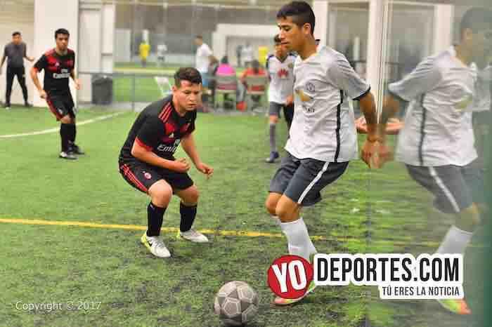 Milan-Deportivo 357-Liga Douglas-Nico-soccer