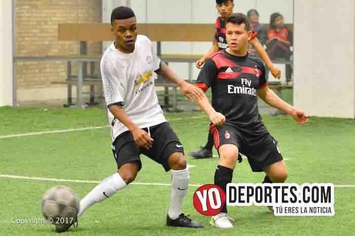 Milan-Deportivo 357-Liga Douglas-futbol chicago