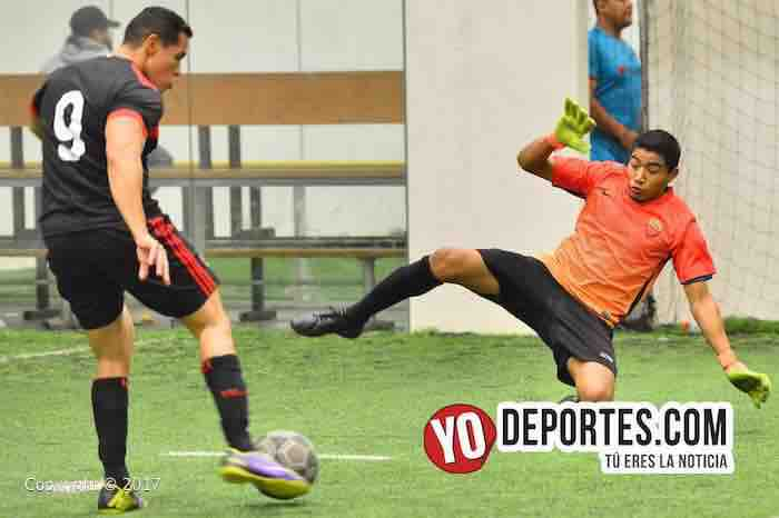 Milan-Deportivo 357-Liga Douglas-portero futbol
