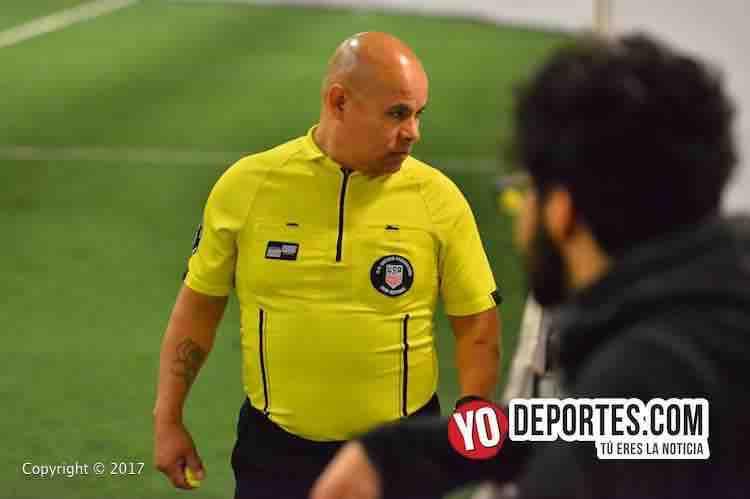 Arbitro Diego Rivera-TMT-Young FC-Mundi Soccer League