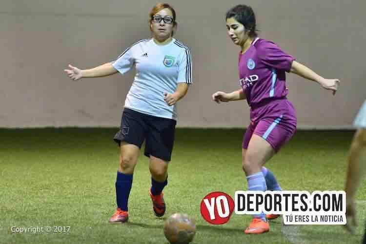 Atletico-Marte More-Ligas Unidas de Chicago Soccer League-futbol femenil
