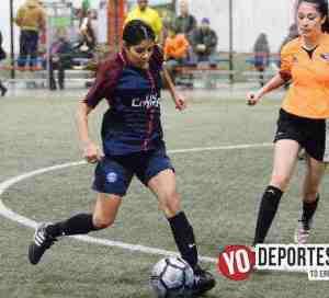 Chicago Elite avanza empatando con Ruditas en AKD Women Premier Academy Soccer League