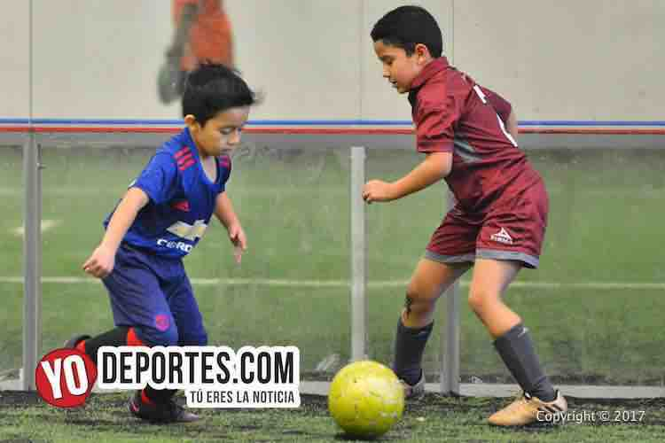 Deportivo 57-Tonalapa-Liga Douglas Infantil-chicago soccer
